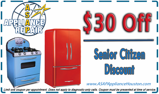 $30 Off Senior Repair Coupon